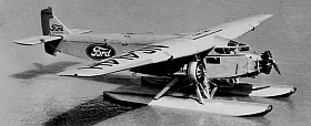 Seaplane Variant Ford Trimotor