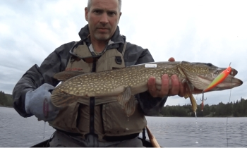 Fish Lake Northern Pike